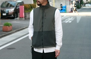 【50%OFF】〈soe〉Hooded Utility Waist Coat
