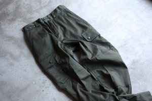 French Army Herring Bone Twill F1 Cargo Pants