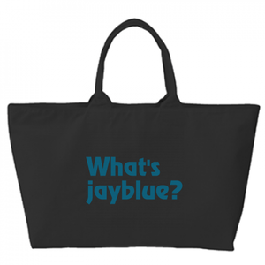 What's jayblue big bag