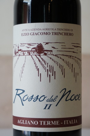 Rosso Del Noce II / Trinchero( ロッソ デル ノーチェ ドゥーエ / トリンケーロ )