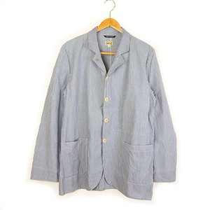 HICKORY STRIP CAMDEN JACKET