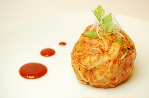 キムチの王様!生の海鮮を入れて作るマダン自慢のポッサムキムチ(海鮮付き)ご自宅キット