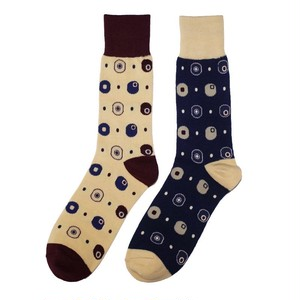 オリジナルJOHN CIRCLE DOT SOCKS