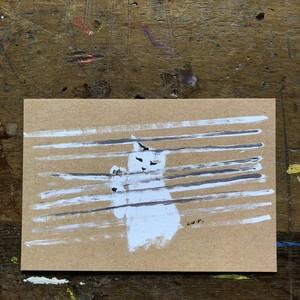 【09.blind】ポストカード