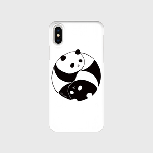 yin&yang panda/ヒフミヨイ hifumiyoi (iPhoneX)