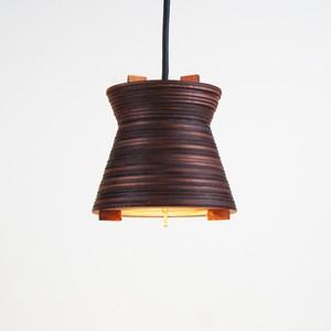 「ペイル」木製ペンダントライト