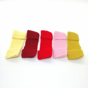 津軽用・手編み指掛け 5枚セット