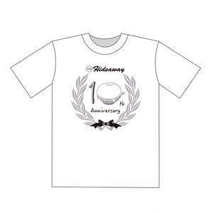 Studio Hideaway T-shirt WHT