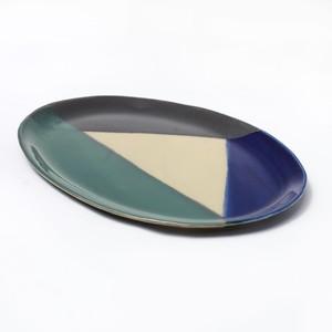 huge ceramics (ヒュージセラミックス) by 堀内大輔 オーバル 4色