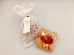 アラボンヌーバニラクッキー(和紙袋入り)