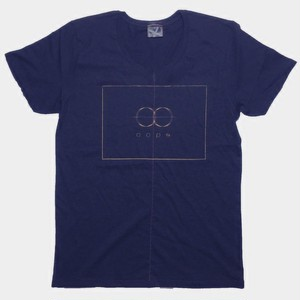 oops CLASSIC T-SHIRT NAVY