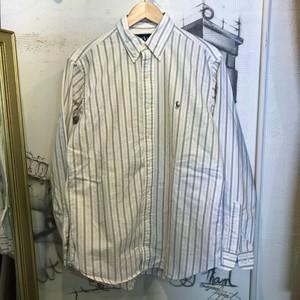Ralph lauren BD stripe shirt