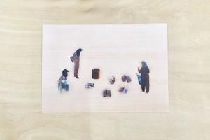 Post Card《Ueno Ouka | 医者と漁師#1》