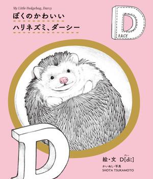 【絵本】ぼくのかわいいハリネズミ、ダーシー