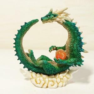龍神の輪  ~龍玉(橙色)