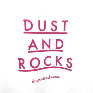 【DUSTANDROCKS】Logo Foodie