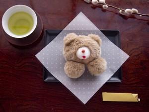<3/31まで受注受付中>  「元祖ペヘモリッケ焼(チョコ味)」ブローチ/バレッタ