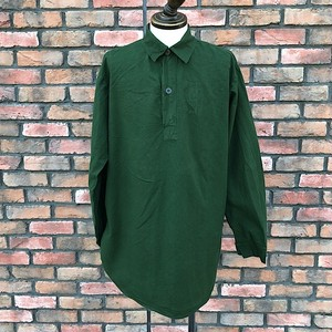 M55 Swedish Army Surplus Pullover Shirt 1970s / 43