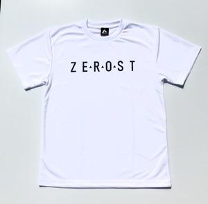 ZEROST Tee ホワイト