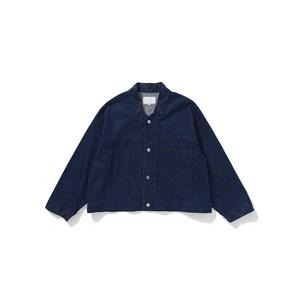ANITYA Harvest jacket col.INDIGO