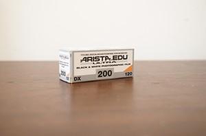 【モノクロネガフィルム 120 ブローニー】ARISTA(アリスタ) ARISTA.EDU ULTRA200