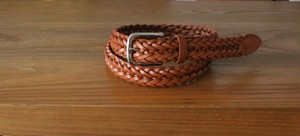 Whitehouse Cox 28mmPLAITED BELT NEWTON