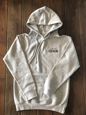 ICE COLD SERVICE HOODY : H.Grey