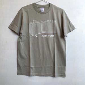 ハイタウンTシャツ 2020 シルバーグレー
