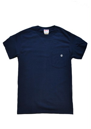 Dairy pocket T-shirts Navy