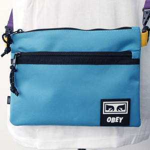 【OBEY】 CONDITIONS SIDE BAG III (MULTI)