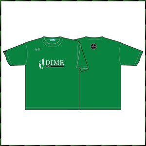 TOKYO DIME 「セカンダリーロゴ」Tシャツ GREEN
