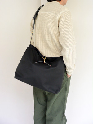 【ラスト1点】MARINEDAY(マリンデイ)SUBURBAN 2WAY BAG 66BK