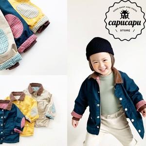 [sold out] reversible spring jacket 2way リバーシブル ジャケット 春 アウター