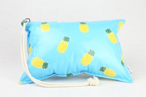 Pillow Bag (plumpillow purse)【Pineapple】まくら×ポーチ アウトドア