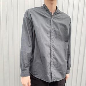 TCメランジバチスト リブライクカラーワイドシャツ | NO CONTROL AIR