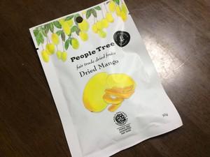 ドライマンゴー 【people tree】