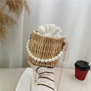 pearl basket bag [2105-58]