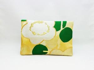 Clutch bag reversible〔一点物〕C081R