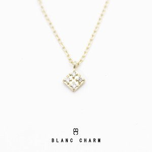 Pendant necklace blanc charm k10 bcn5y1 mozeypictures Image collections