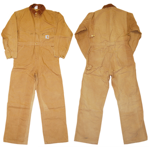 """Carhartt 100years"" Vintage Boiler suit Used"