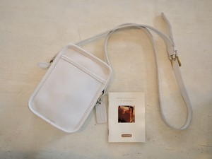 Old Coach Square Schoulder Bag 90's Made in USA