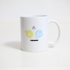 【特典付き】ラックちゃん&あまびえさんマグカップ【数量限定】