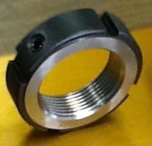 GLO M-YSR M18×1.5P 精密ロックナット