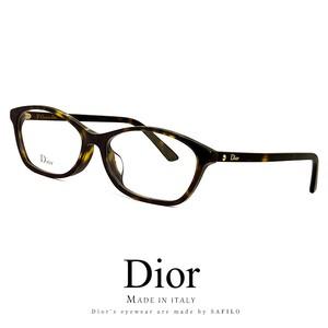 Dior レディース メガネ montaigne56f-086 眼鏡 ディオール Christian Dior クリスチャンディオール ウェリントン