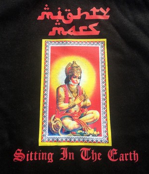 MIGHTY MARS Hanuman T Shirts