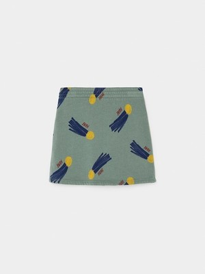 【19AW】ボボショセス(BOBO CHOSES) -ALL OVER A STAR CALLED HOME MINI SKIRT[2-3y/4-5y/6-7y]