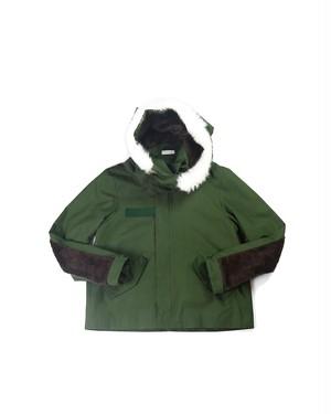 Short mods coat