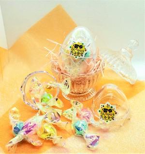 こんぺいとうのたまご (Konpeito egg)