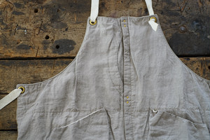suolo / GRIZZLY apron
