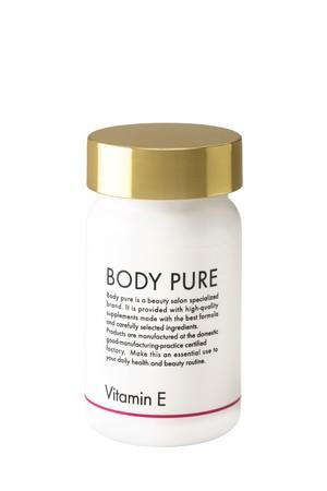BODY PURE ビタミンE 30カプセル